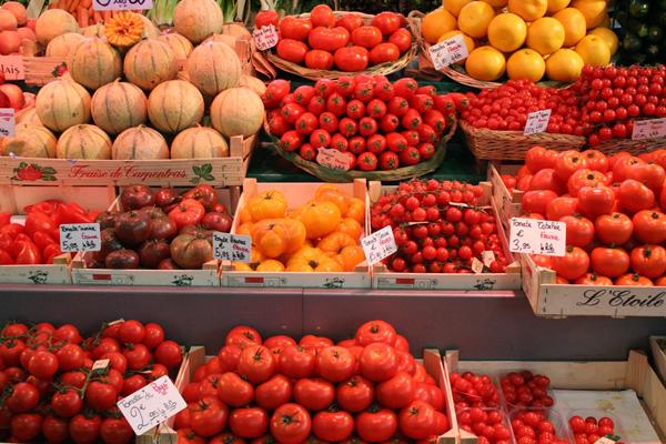 Column – Vruchten, groente en fruit