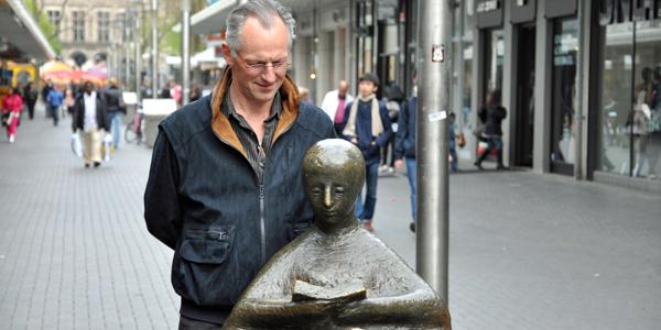 Onderscheiding voor Prof. Frans-Willem Korsten