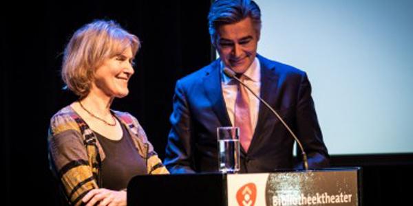 Hester Knibbe nieuwe stadsdichter van Rotterdam
