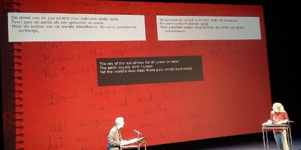 Poetry 2015: Henkes en Bindervoet zijn het niet eens
