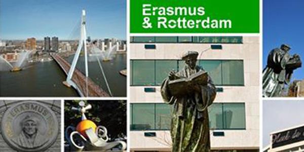 Rotterdam viert verjaardag Erasmus met Week van Erasmus