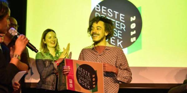 Prijs Beste Rotterdame Boek voor Raoul de Jong en Hans Wilschut