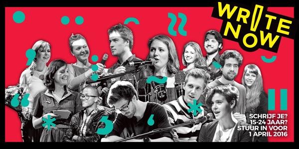 Wie wordt het literaire talent van Zuid-Holland?