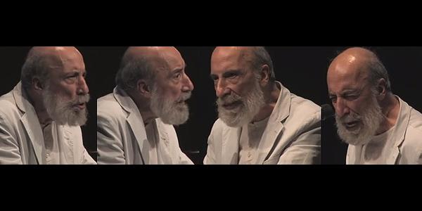 Poetry 2016: Raúl Zurita, mijn favoriete festivaldichter