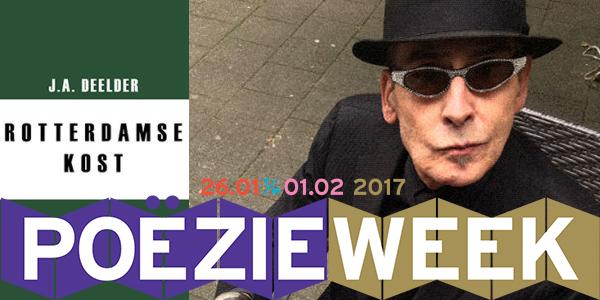 Poëzieweek 2017 in Rotterdam