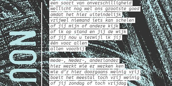 Stadsdichter over de ziel van Rotterdam