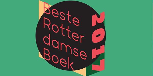 Wat wordt het Beste Rotterdamse Boek van 2017?