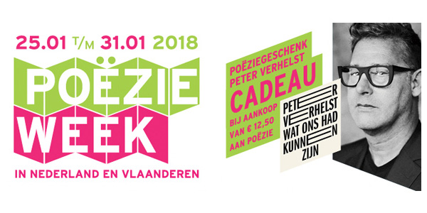 Poëzieweek 2018 in Rotterdam