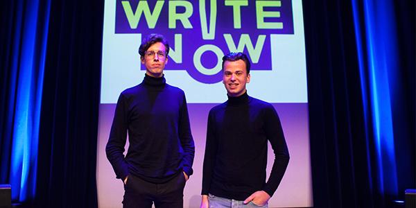 Laurens M. Besselsen wint eerste prijs Write Now! Rotterdam 2019