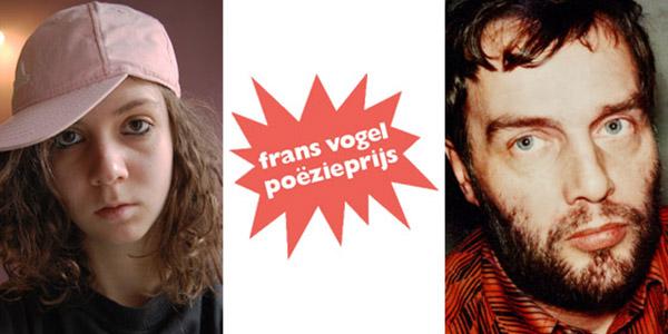 Frans Vogel Poëzieprijs 2019 voor Dominique De Groen
