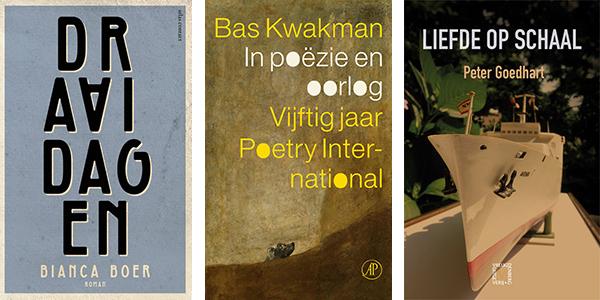 Pas verschenen Rotterdamse boeken