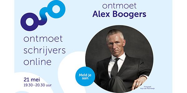 Probiblio_Ontmoet schrijvers online_Alex-Boogers_Robbert-Meijntjes