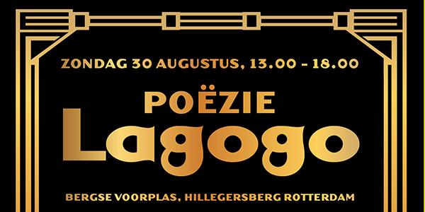 Poëzie Lagogo laat dichters schitteren aan de Bergse Voorplas